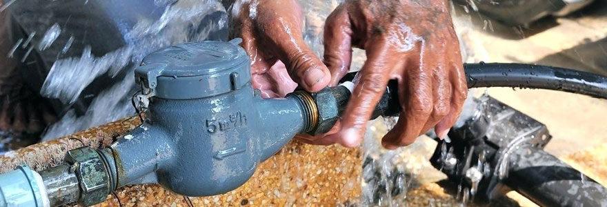 Détection de fuite d'eau à Courbevoie