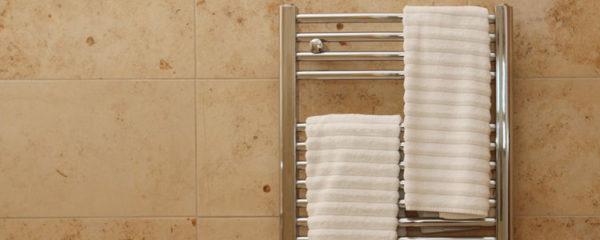 Un sèche-serviette